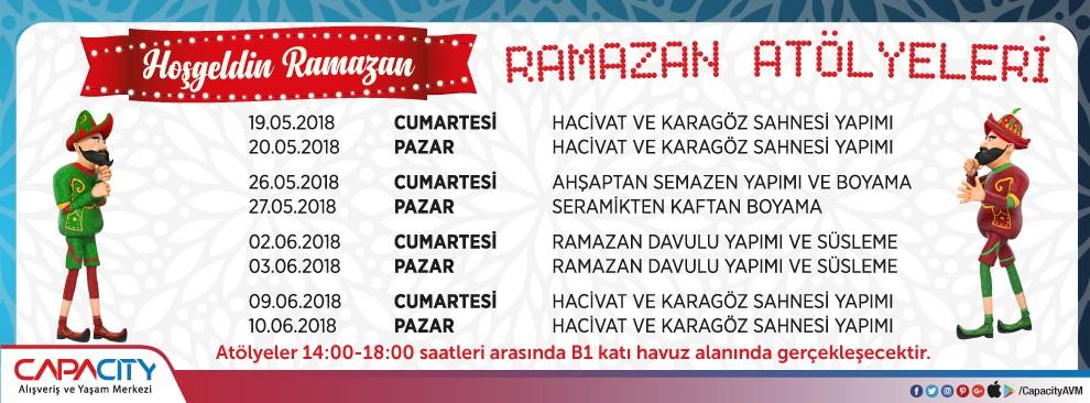 Ramazan Atölyeleri