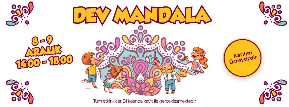 Dev Mandala 08 Aralik 2018 Capacity Alisveris Ve Yasam Merkezi