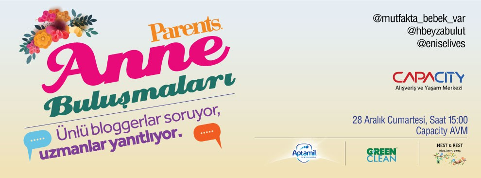 Parents Anne Buluşmaları
