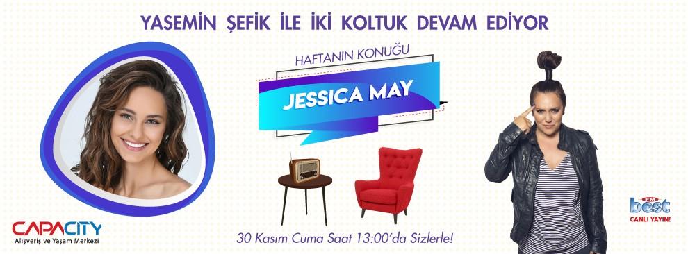 Yasemin Şefik İle İki Koltuk-Jessica May