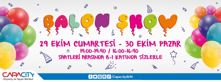 Balon Show
