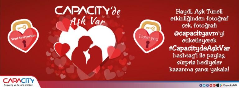 Capacity'de Aşk Var