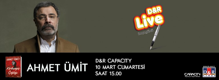 D&R Live - Ahmet Ümit