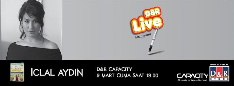 D&R Live - İclal Aydın