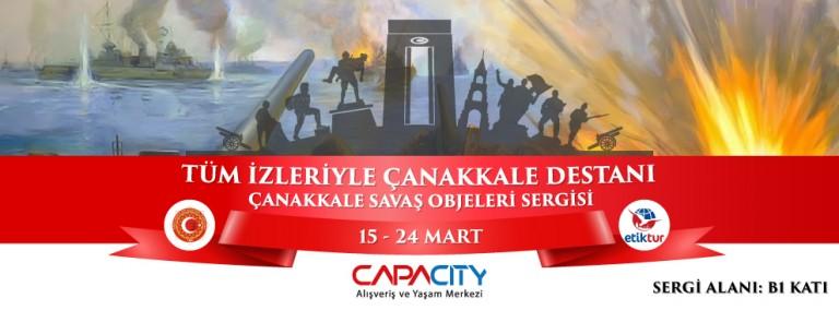 Çanakkale Savaş Objeleri Sergisi