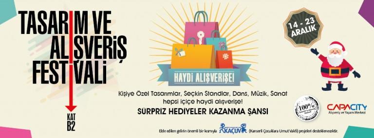 Tasarım ve Alışveriş Festivali