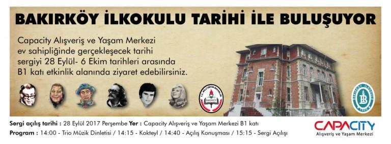 Bakırköy İlkokulu Tarihi İle Buluşuyor