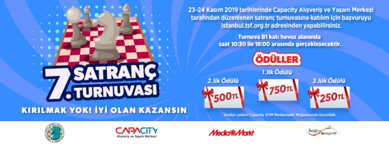 Capacity 7. Satranç Turnuvası