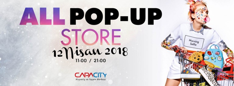 All Pop-up Store