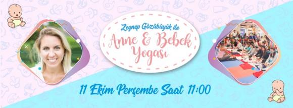 11 Ekim Anne Bebek Yogası